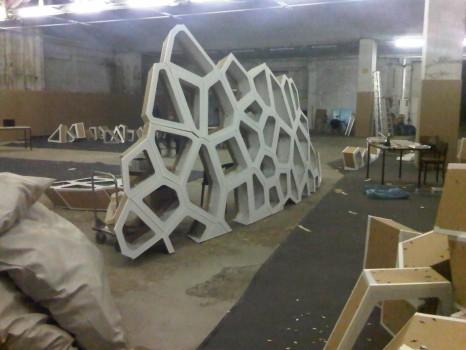 IMG00016 20100922 0006 466x350 DIYDA im Aufbau | Dingfabrik Köln