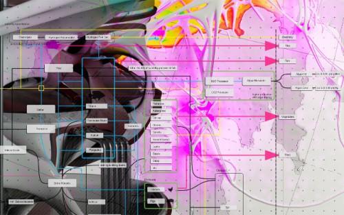 Dietmar Koering 500x312 Vortrag am 9.3. I Organische Strukturen in der Architektur   Dingfabrik Köln