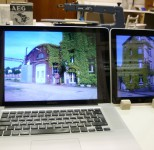 iPad als Laptop-Erweiterung