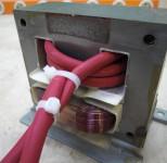 Transformator mit neuen Wicklungen