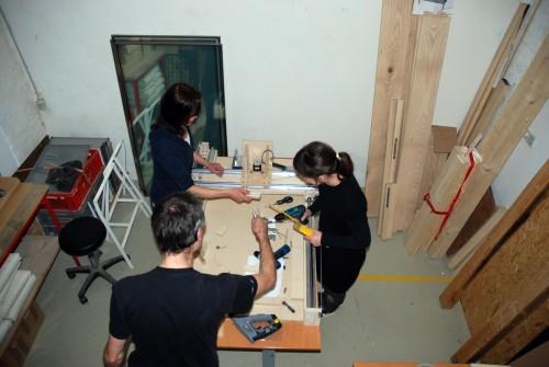 CNC-Fräsenbau-Workshop